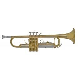 Trompeta Sib dorada BACH TR655