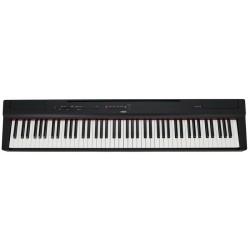 Piano digital YAMAHA P125 BK