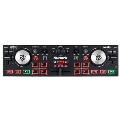 Controlador USB DJ NUMARK...